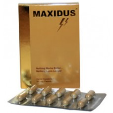Maxidus for immediate effect