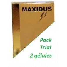 Maxidus Pack Essai